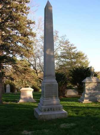TUCKER SALAVAGE, LUCY - Douglas County, Nebraska | LUCY TUCKER SALAVAGE - Nebraska Gravestone Photos