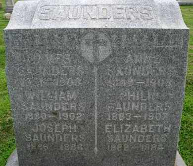 SANDERS, JAMES - Douglas County, Nebraska | JAMES SANDERS - Nebraska Gravestone Photos