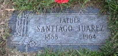 JUAREZ, SANTIAGO - Douglas County, Nebraska | SANTIAGO JUAREZ - Nebraska Gravestone Photos