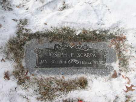 SCARPA, JOSEPH - Douglas County, Nebraska | JOSEPH SCARPA - Nebraska Gravestone Photos