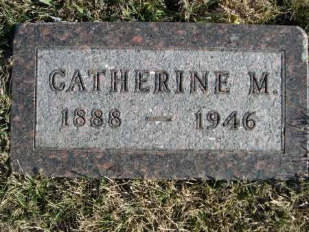 SCHEEF, CATHERINE M. - Douglas County, Nebraska   CATHERINE M. SCHEEF - Nebraska Gravestone Photos