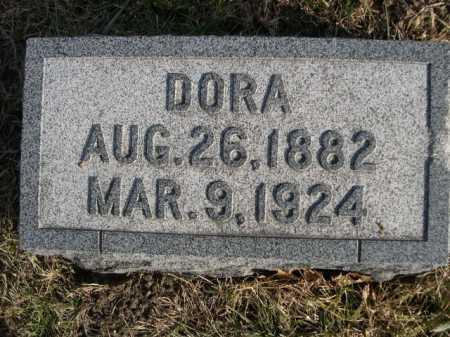 SCHEEF, DORA - Douglas County, Nebraska | DORA SCHEEF - Nebraska Gravestone Photos