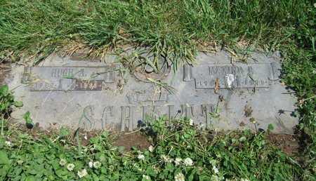 SCHMITT, HUGH ANTHONY - Douglas County, Nebraska | HUGH ANTHONY SCHMITT - Nebraska Gravestone Photos