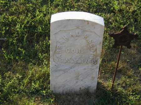 SCOTT, ABRAHAM F - Douglas County, Nebraska   ABRAHAM F SCOTT - Nebraska Gravestone Photos