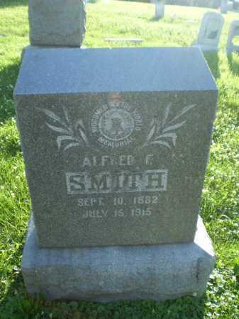 SMITH, ALFRED P - Douglas County, Nebraska | ALFRED P SMITH - Nebraska Gravestone Photos