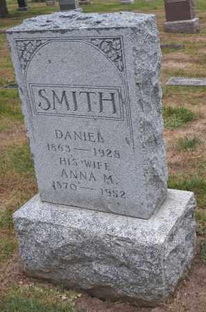 SMITH, DANIEL - Douglas County, Nebraska | DANIEL SMITH - Nebraska Gravestone Photos