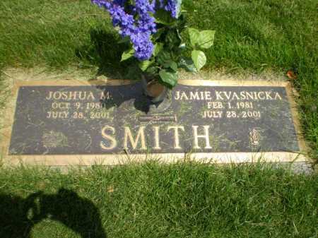 SMITH, JOSHUA M - Douglas County, Nebraska | JOSHUA M SMITH - Nebraska Gravestone Photos