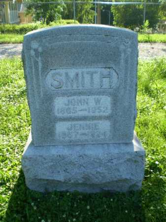SMITH, JOHN W - Douglas County, Nebraska | JOHN W SMITH - Nebraska Gravestone Photos