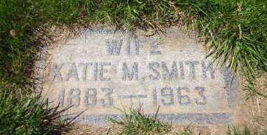 SMITH, KATIE M. - Douglas County, Nebraska | KATIE M. SMITH - Nebraska Gravestone Photos