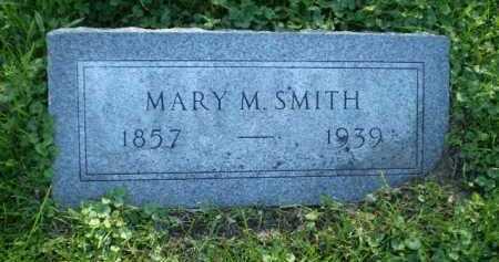 SMITH, MARY M - Douglas County, Nebraska   MARY M SMITH - Nebraska Gravestone Photos