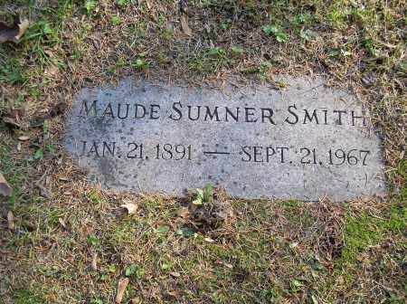 SUMNER SMITH, MAUDE - Douglas County, Nebraska | MAUDE SUMNER SMITH - Nebraska Gravestone Photos