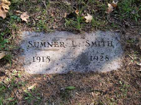 SMITH, SUMNER L. - Douglas County, Nebraska | SUMNER L. SMITH - Nebraska Gravestone Photos