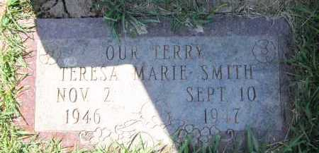 SMITH, TERESA MARIE - Douglas County, Nebraska | TERESA MARIE SMITH - Nebraska Gravestone Photos