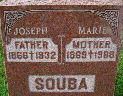SOUBA, JOSEPH - Douglas County, Nebraska | JOSEPH SOUBA - Nebraska Gravestone Photos