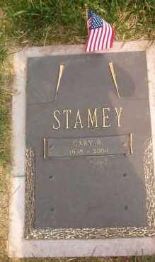 STAMEY, GARY A - Douglas County, Nebraska | GARY A STAMEY - Nebraska Gravestone Photos