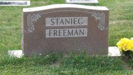 FREEMAN, FAMILY - Douglas County, Nebraska | FAMILY FREEMAN - Nebraska Gravestone Photos