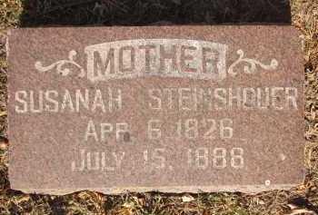 STEINSHOUER, SUSANAH - Douglas County, Nebraska | SUSANAH STEINSHOUER - Nebraska Gravestone Photos