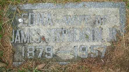 STEPHENSON, EDNA - Douglas County, Nebraska | EDNA STEPHENSON - Nebraska Gravestone Photos