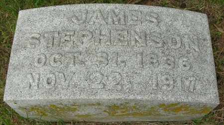 STEPHENSON, JAMES, SR. - Douglas County, Nebraska | JAMES, SR. STEPHENSON - Nebraska Gravestone Photos