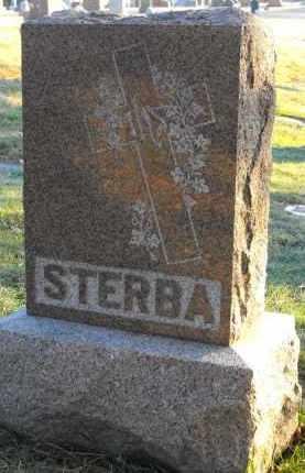 STERBA, ANTONIA - Douglas County, Nebraska | ANTONIA STERBA - Nebraska Gravestone Photos