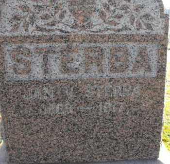 STERBA, JAN V. - Douglas County, Nebraska   JAN V. STERBA - Nebraska Gravestone Photos