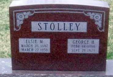 STOLLEY, ELSIE M. - Douglas County, Nebraska   ELSIE M. STOLLEY - Nebraska Gravestone Photos