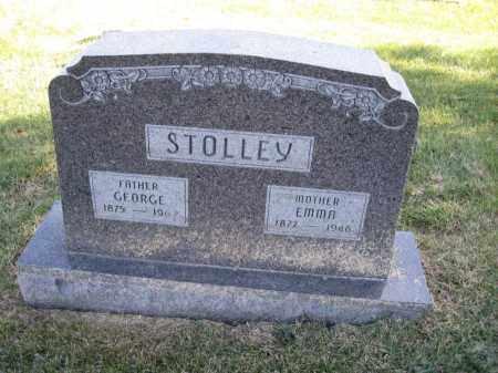 STOLLEY, GEORGE - Douglas County, Nebraska | GEORGE STOLLEY - Nebraska Gravestone Photos