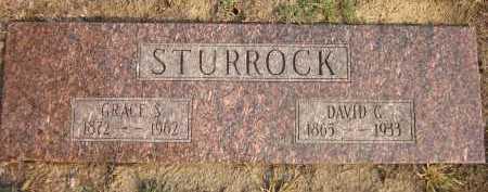 STURROCK, GRACE S. - Douglas County, Nebraska | GRACE S. STURROCK - Nebraska Gravestone Photos