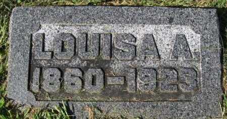 SWIGERT, LOUISA A. - Douglas County, Nebraska | LOUISA A. SWIGERT - Nebraska Gravestone Photos