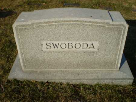 SWOBODA, FAMILY - Douglas County, Nebraska | FAMILY SWOBODA - Nebraska Gravestone Photos