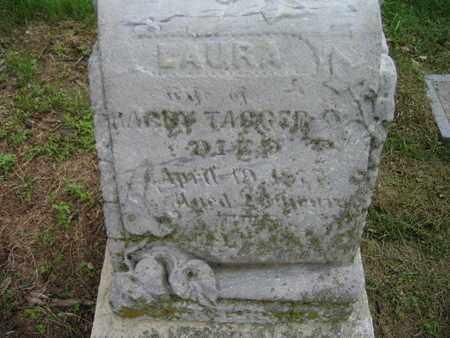 HILL TAGGER, LAURA - Douglas County, Nebraska | LAURA HILL TAGGER - Nebraska Gravestone Photos