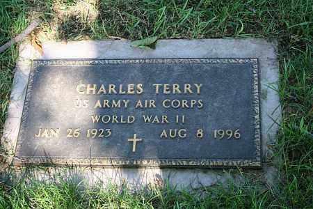 TERRY, CHARLES - Douglas County, Nebraska   CHARLES TERRY - Nebraska Gravestone Photos