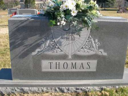 THOMAS, FAMILLY - Douglas County, Nebraska | FAMILLY THOMAS - Nebraska Gravestone Photos