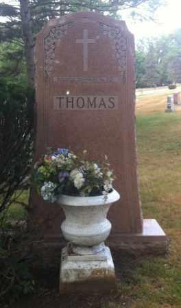 THOMAS, RUTH - Douglas County, Nebraska | RUTH THOMAS - Nebraska Gravestone Photos