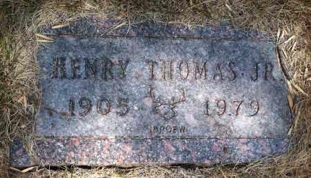 THOMAS, JR., HENRY - Douglas County, Nebraska | HENRY THOMAS, JR. - Nebraska Gravestone Photos