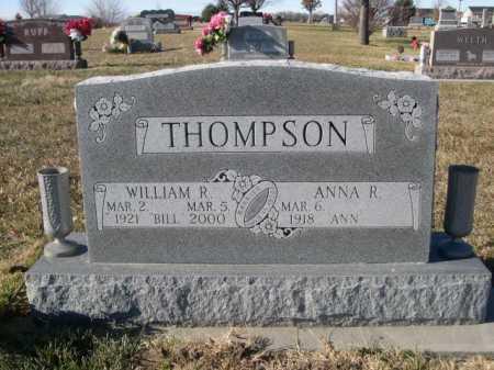 THOMPSON, ANNA R. - Douglas County, Nebraska | ANNA R. THOMPSON - Nebraska Gravestone Photos