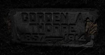 THORPE, GORDEN A. - Douglas County, Nebraska   GORDEN A. THORPE - Nebraska Gravestone Photos