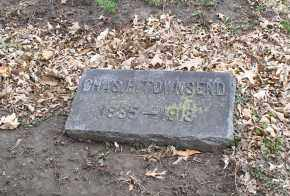 TOWNSEND, CHAS. H. - Douglas County, Nebraska | CHAS. H. TOWNSEND - Nebraska Gravestone Photos