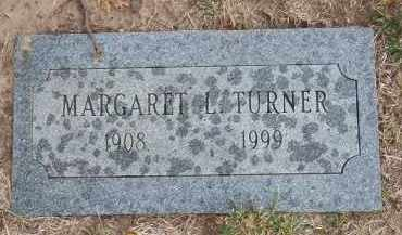TURNER, MARGARET - Douglas County, Nebraska   MARGARET TURNER - Nebraska Gravestone Photos