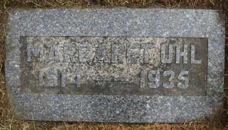 UHL, MARGARET - Douglas County, Nebraska | MARGARET UHL - Nebraska Gravestone Photos