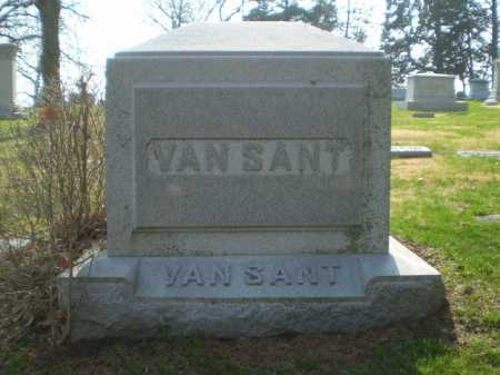 VAN SANT, FAMILY - Douglas County, Nebraska | FAMILY VAN SANT - Nebraska Gravestone Photos