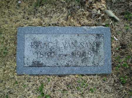 VAN SANT, ISAAC L. - Douglas County, Nebraska | ISAAC L. VAN SANT - Nebraska Gravestone Photos