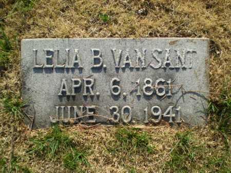 VAN SANT, LELIA B. - Douglas County, Nebraska | LELIA B. VAN SANT - Nebraska Gravestone Photos