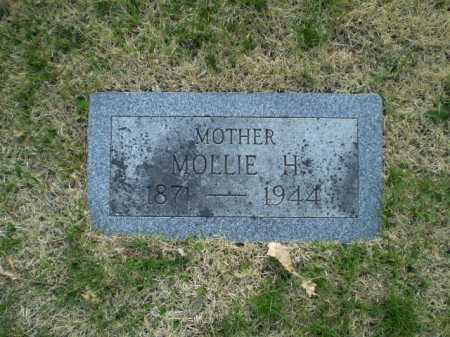 VAN SANT, MOLLIE H. - Douglas County, Nebraska   MOLLIE H. VAN SANT - Nebraska Gravestone Photos