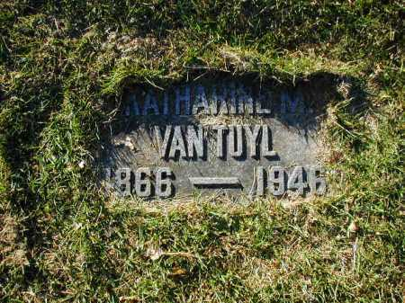 VAN TUYL, KATHARINE M. - Douglas County, Nebraska | KATHARINE M. VAN TUYL - Nebraska Gravestone Photos