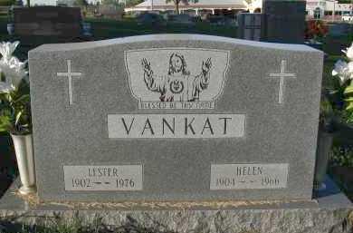 VANKAT, LESTER - Douglas County, Nebraska | LESTER VANKAT - Nebraska Gravestone Photos
