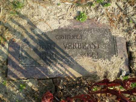 VERBEAST, HART - Douglas County, Nebraska | HART VERBEAST - Nebraska Gravestone Photos