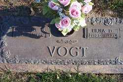 "NOBBE VOGT, ERNA DOROTHA ""BLONDIE"" - Douglas County, Nebraska   ERNA DOROTHA ""BLONDIE"" NOBBE VOGT - Nebraska Gravestone Photos"