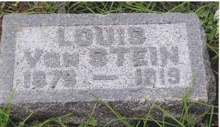 VON STEIN, LOUIS - Douglas County, Nebraska   LOUIS VON STEIN - Nebraska Gravestone Photos