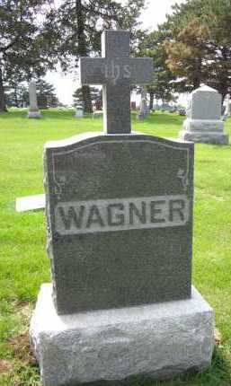 WAGNER, FAMILY - Douglas County, Nebraska | FAMILY WAGNER - Nebraska Gravestone Photos